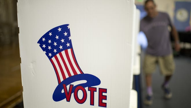Voter to turn out today in select Brevard cities.