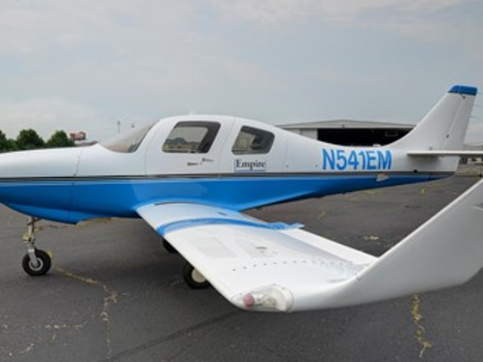 The plane was for sale for $219,000