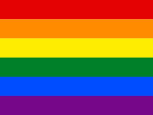 Rainbow flag - LGBT