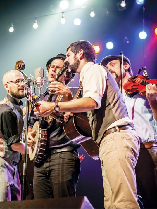 The Steel Wheels will perform a free concert at Long's Park in Lancaster on Sunday, July 27.