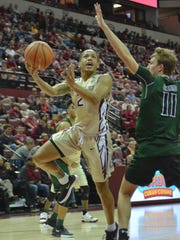 FSU sophomore point guard CJ Walker has played a key role in the Seminoles starting rotation.