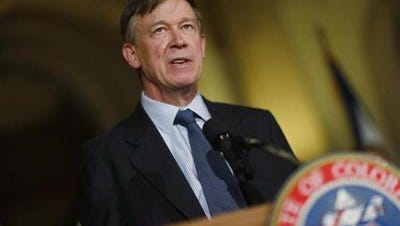 Gov. John Hickenlooper on Monday outlined an approximately $27 billion state budget proposal for the 2017 fiscal year that includes $373 million in cuts to higher education, hospital reimbursements and state building maintenance.