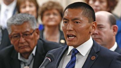 Carlyle Begay, the Democrat-turned-Republican who hoped to catapult from the Arizona Legislature to Congress, has dropped out of his GOP primary race.