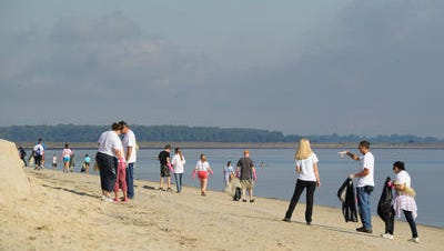About 1,900 people are expected to participate at this year's Delaware Coastal Cleanup.