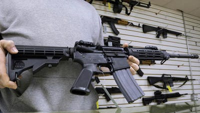The AR-15 is one of the top-selling rifles in the United States, despite the controversy surrounding it.