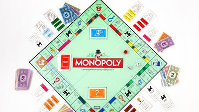 """Hasbro has released a limited """"house rules"""" edition of the popular board game. No rent collection while in jail, double the dough for landing on Go and clean out Free Parking if your luck takes you there are among five made-up Monopoly rules Facebook fans voted in for future editions of the board game."""