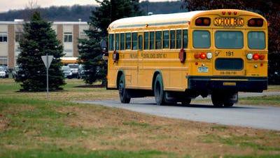 School bus, Journal file photo
