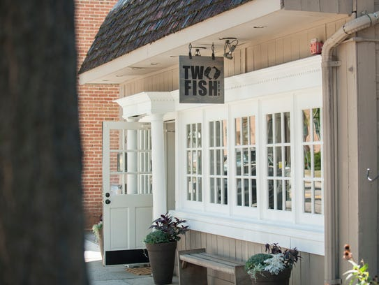 Two fish byob opens in haddonfield for Two fish haddonfield menu