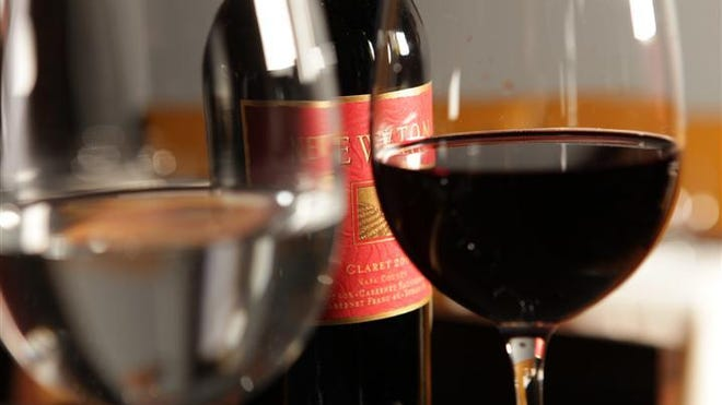 At David Todd's City Tavern, the emphasis is on American wines.