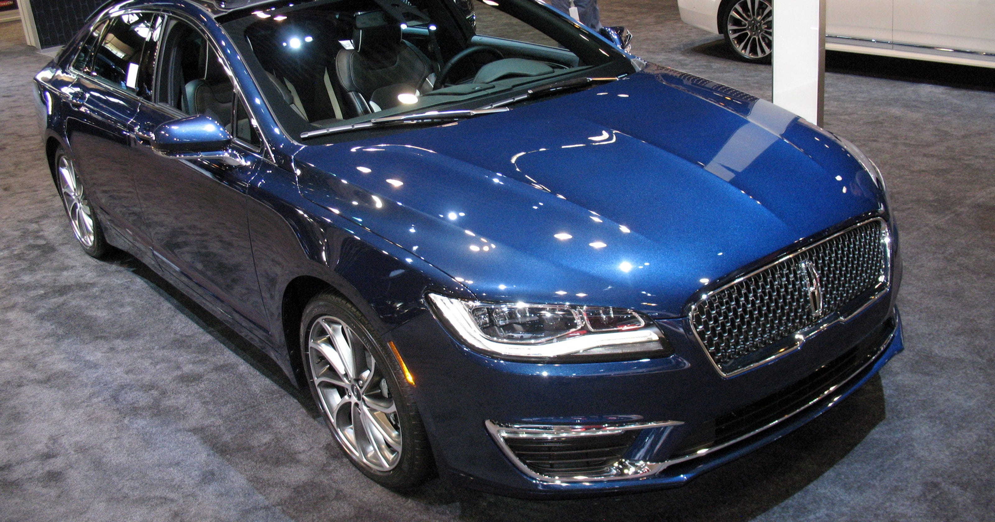 2017 Lincoln Mkz Sedan Is Something Diffe