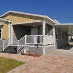 These aren't your grandmother's manufactured homes