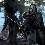 "Leonardo DiCaprio stars as legendary explorer Hugh Glass in ""The Revenant."""