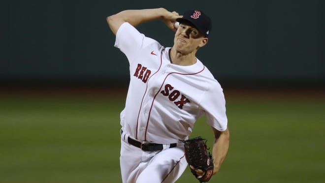 Nick Pivetta will start the season finale for the Red Sox.