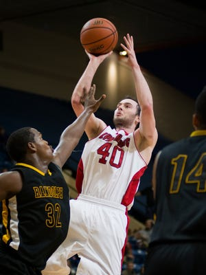 Former Waynesboro High School basketball player Alex Graves said his time with a summer travel team made playing college basketball a reality for him.