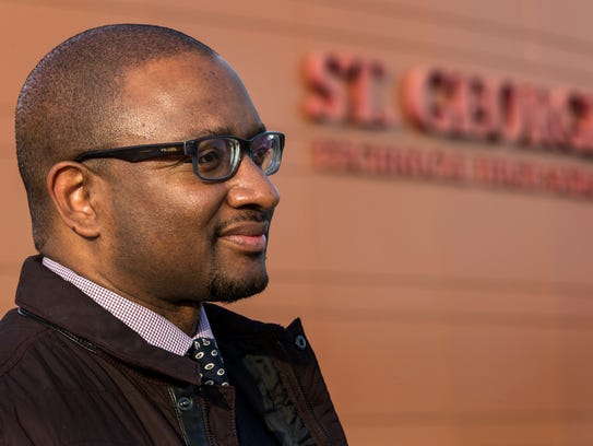 St. Georges Tech  principal Shanta Reynolds says his