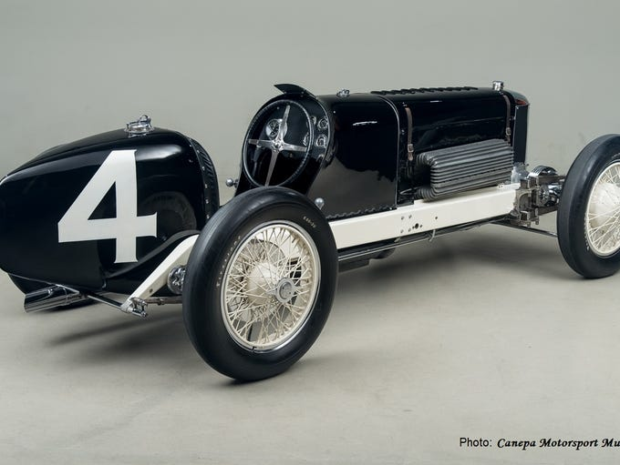 The Miller Special took the pole in the 1928 Indy 500