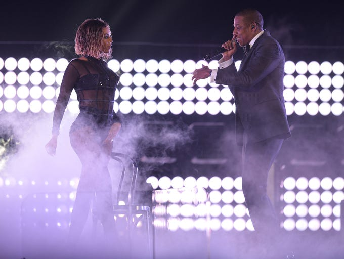 Drunk in love with the Grammy Awards? USA TODAY's Elysa Gardner recaps the performances and which artists owned L.A.'s Staples Center stage.