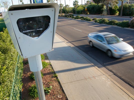 Arizona speed cameras