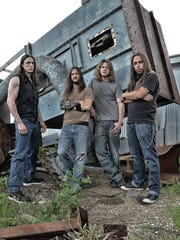 Conniption (metal/hard rock) will play at 7:40 p.m. Saturday on the Bitter Neumann Stage.