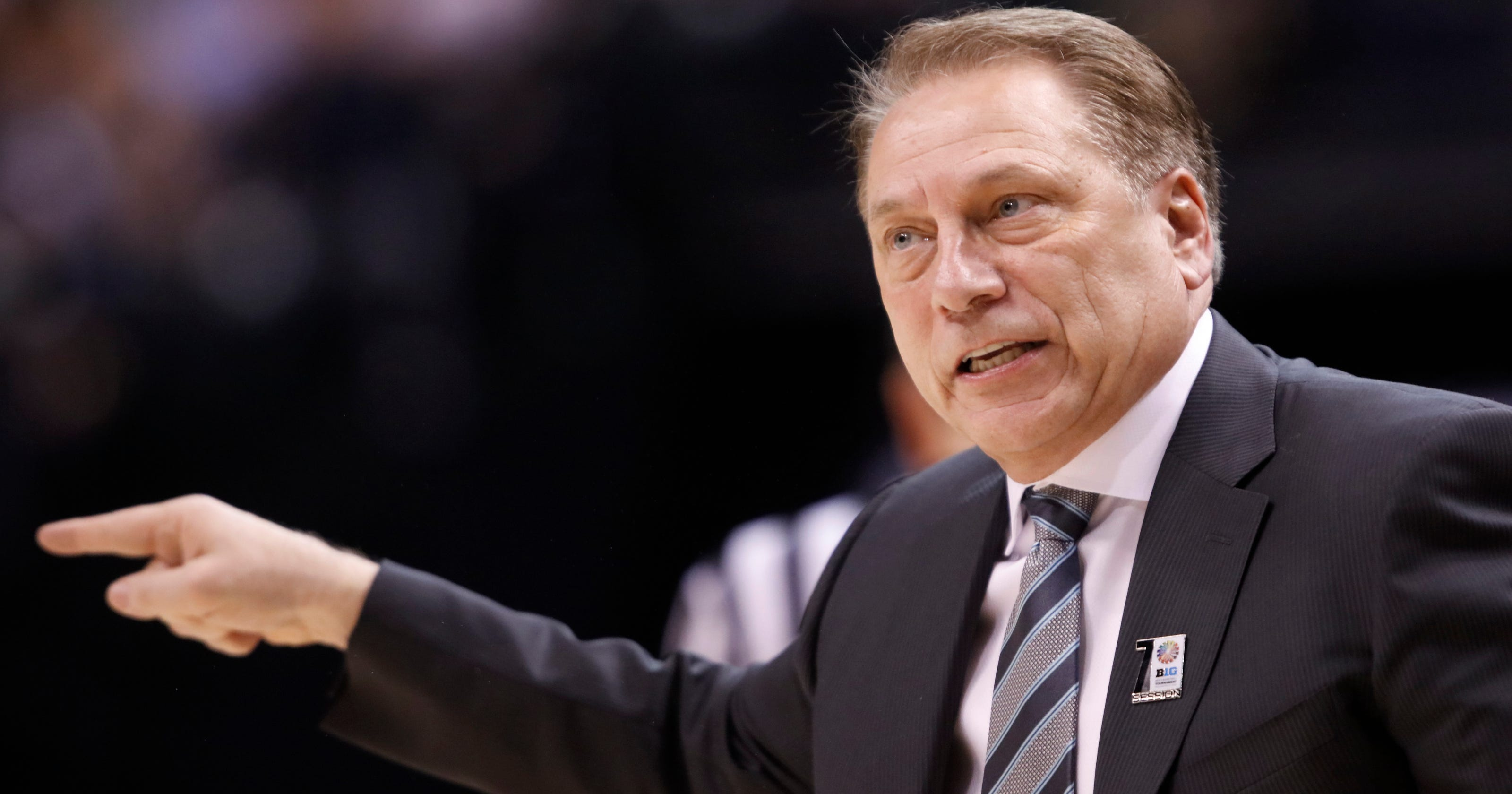 Izzo says it was one of those days where his young pups learned a lot of lessons the hard way