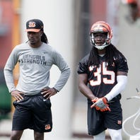Bengals' Dre Kirkpatrick takes kids on back-to-school shopping spree in Alabama