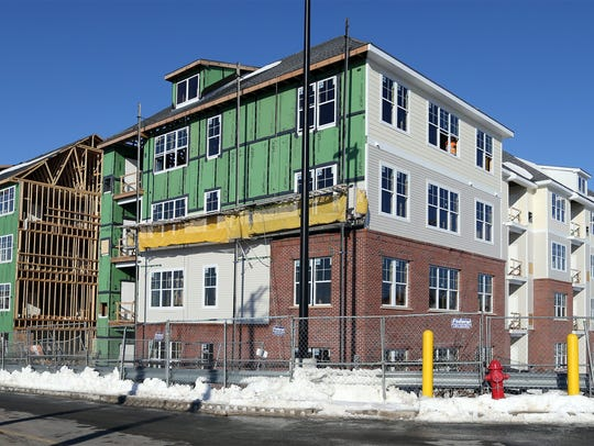 These luxury apartments in East Brunswick will attract