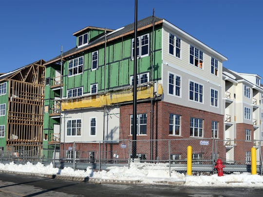 These luxury apartments in East Brunswick will attract millennials who don't want to or who can't buy homes, as well as empty-nester baby boomers who no longer want a big house and who want a lifestyle isn't so dependant on cars.