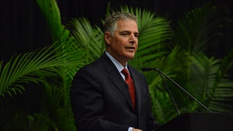Television host Steve Adubato serves as master of ceremonies at the 20th Annual Russ Berrie Making a Difference Awards honoring NJ heroes at Ramapo College last year.