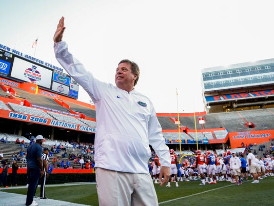 NCAA Football: Florida Spring Game