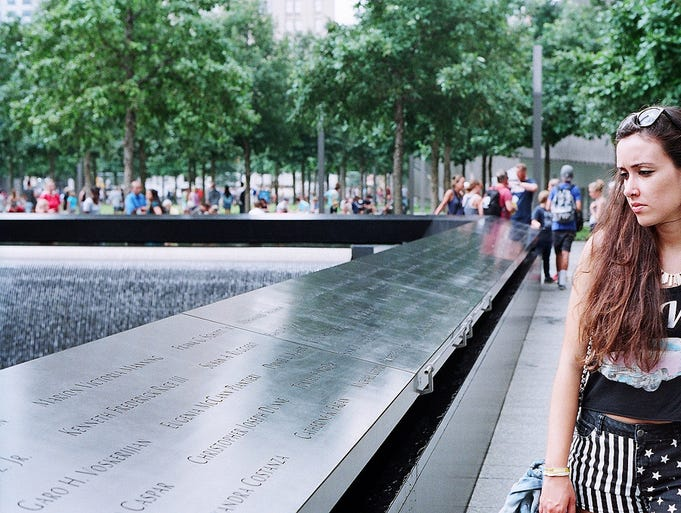 9/11 Memorial: The September 11 attacks on the World Trade Center in New York City  were the first foreign attack on U.S. soil since the bombing of Pearl Harbor in 1941 and caused the single largest loss of life on American soil by a foreign attack in our nation's history. The National September 11 Memorial honors the nearly 3,000 lives lost that day, including those killed at the Pentagon, in Pennsylvania and in the bombing of the World Trade Center in 1993.