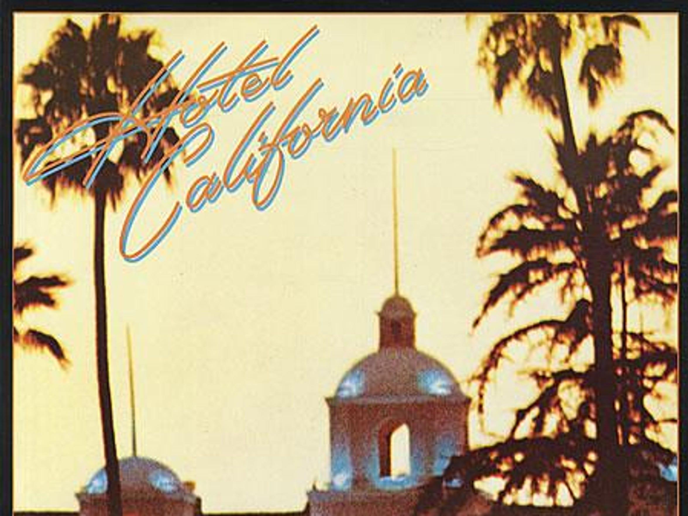 Hotel California (1976)