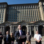 Howes: Ford's play for train station to build Auto 2.0 campus would transform Corktown