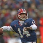 Former Cedar Crest quarterback Frank Reich is making his way back to the area, according to Ian Rapoport of the NFL Network. Reich, who was relieved of his duties as the offensive coordinator in San Diego following the 2015 season, is expected to be hired to the same position with the Philadelphia Eagles, according to Rapoport. See B1 for more on the report.