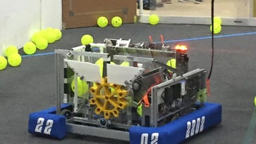 BEAST Robotics' robot will soon take to the field at the FIRST Robotics Wisconsin Regional competition this weekend.