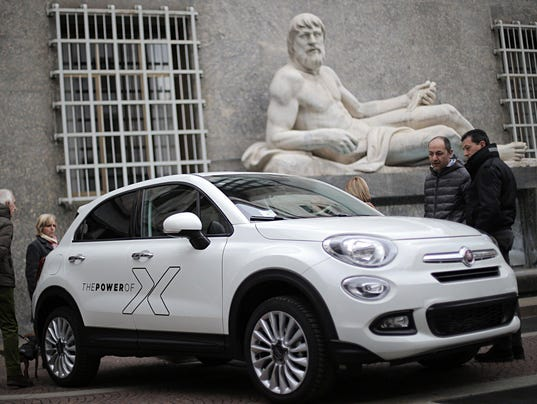 ITALY-AUTO-BUSINESS-FIAT