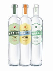 Try these organic vodkas and gins from Prairie Organic