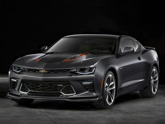 Chevy Camaro stays true to its roots after 50th anniversary
