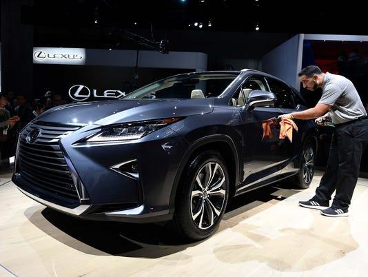 USP NEWS: LOS ANGELES AUTO SHOW A ENT USA CA