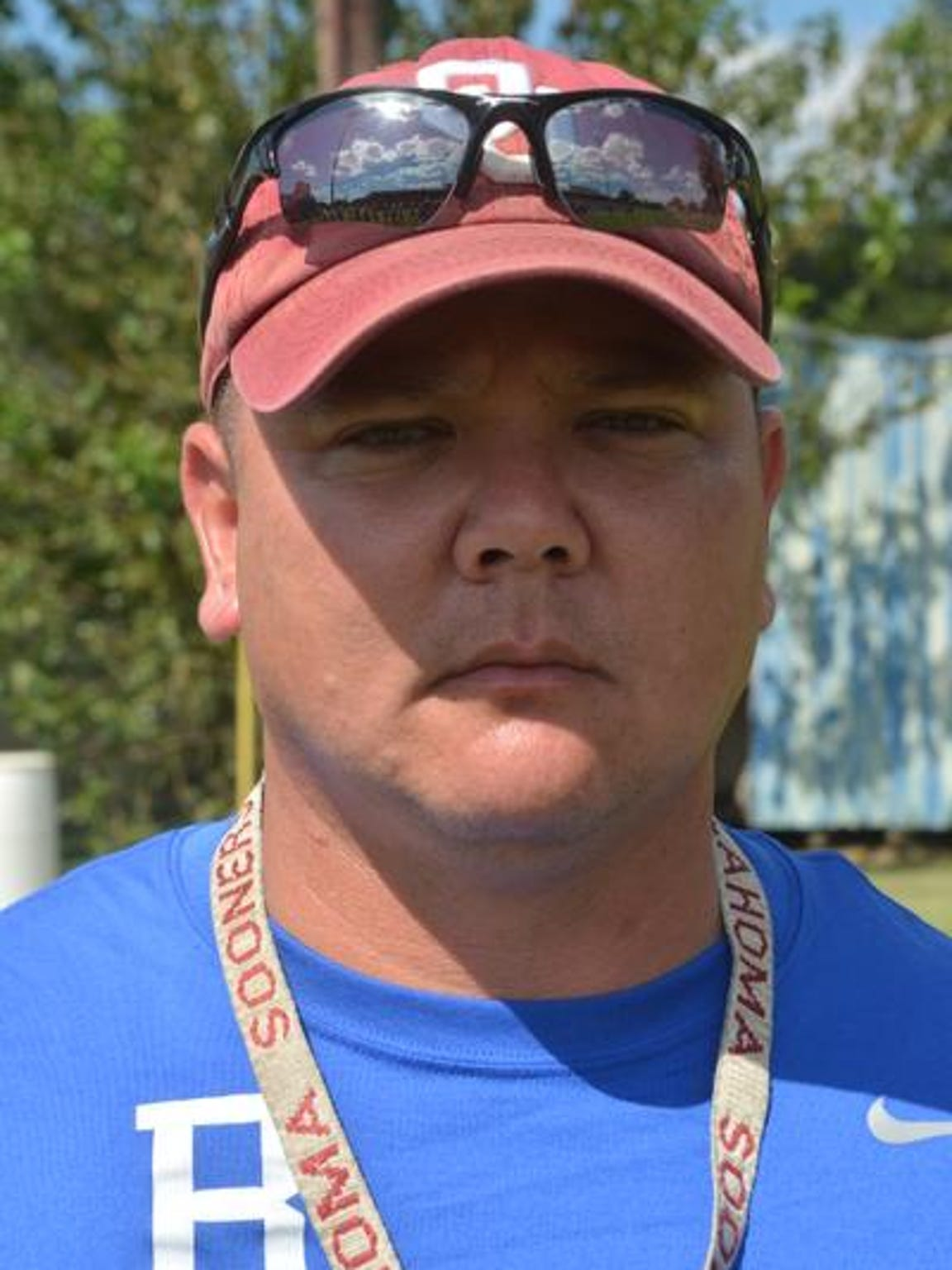 After three seasons with the school, Bolton coach Chris