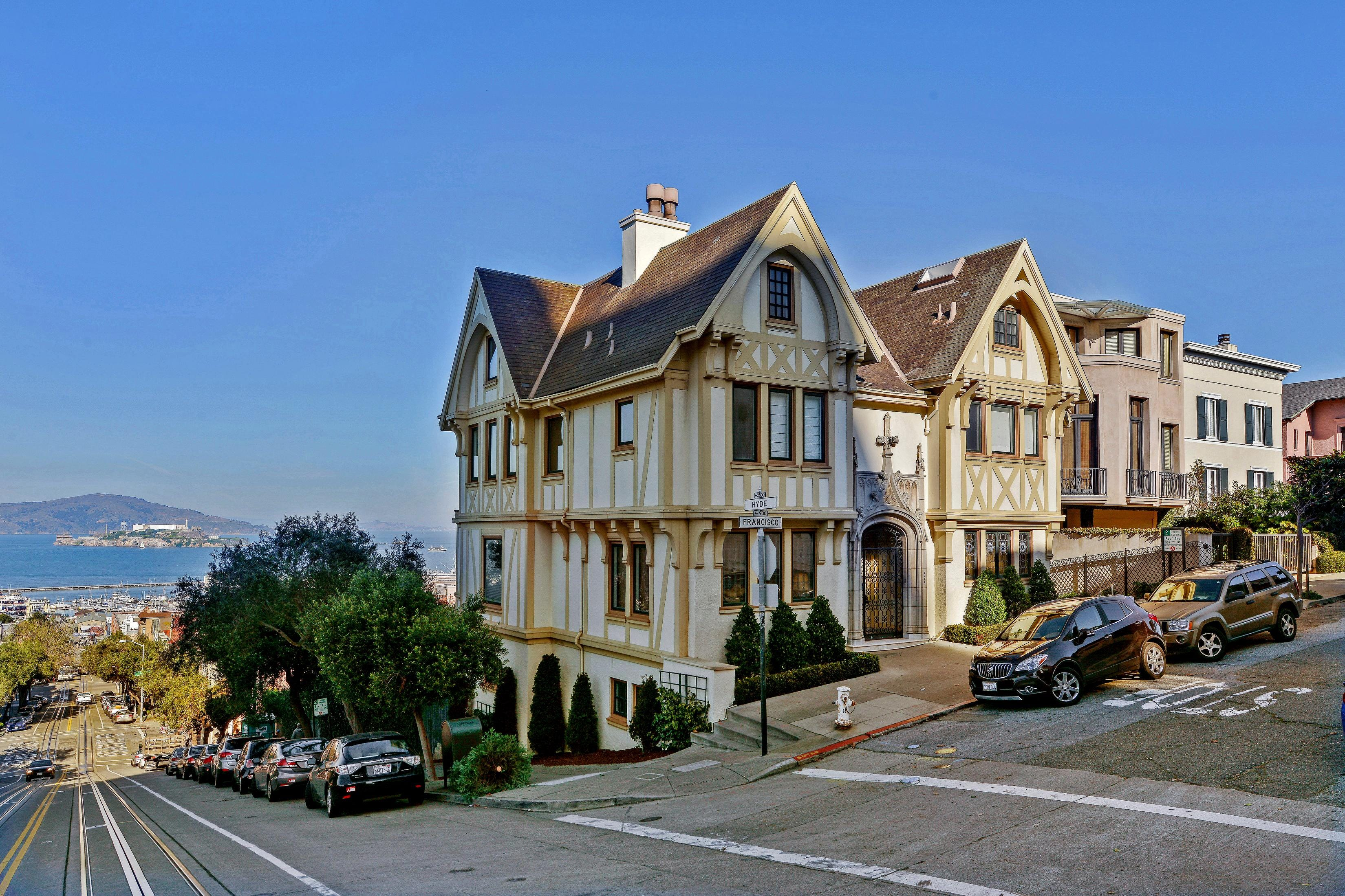 SF mansion once owned by Nicholas Cage on market, $12M