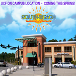 South Beach Tanning Co. posted on Facebook announcing its impending arrival on UCF's main campus.