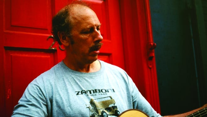Common Fence Music will present the internationally acclaimed fingerstyle guitarist Duck Baker with Helen Roche in an online concert at 7 p.m. on Sunday, Nov. 22.
