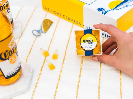 Sugarfina, the candy store, won praise for creating an innovative customer experience.