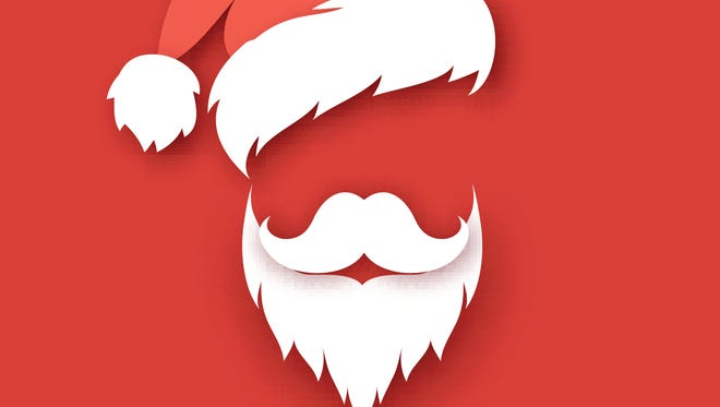 It's your turn to play Santa.