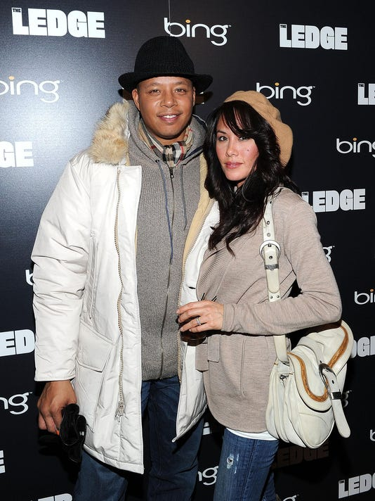 FILE: Terrence Howard Sued For Assault By Ex-Wife
