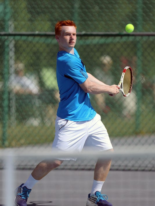 May 23 SW Ohio District Tennis Championships