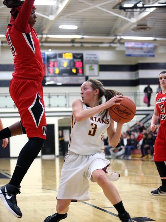 Turpin vs Lakota West Girls Basketball Sectional Final