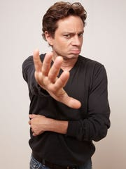 "Chris Kattan is best known for his ""Saturday Night Live"" characters that include Mango, Mr. Peepers and Gay Hitler."