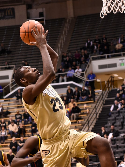 NCAA Basketball: Grambling State at Purdue