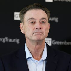 Pitino's attorney says Louisville has 'no facts' to support firing him